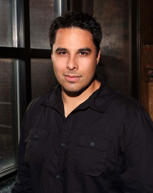 Writer/Director Kristopher Belman.  Photo courtesy Lionsgate