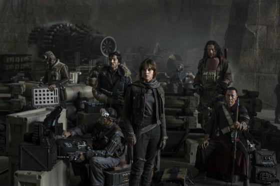 @2016, Lucasfilm/Walt Disney Studios Motion Pictures.