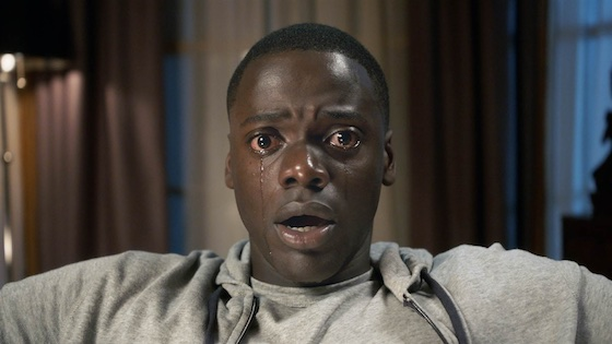 Daniel Kaluuya as Chris in Jordan Peele's GET OUT.